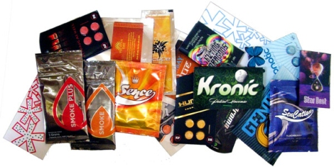 Ooh shiny! The new generation of legal highs.