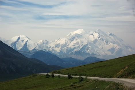 "Denali (Koyukon Athabaskan for ""The High One"")"