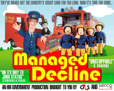 MANAGEDDECLINE