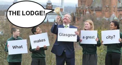 Council leader Matheson offers his opinion on what makes Glasgow great