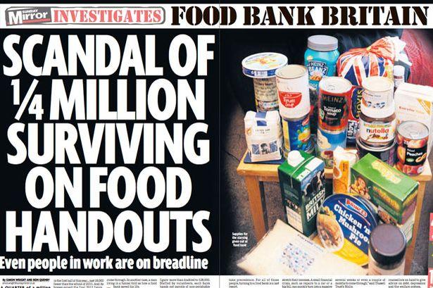 Stigma Against Food Banks