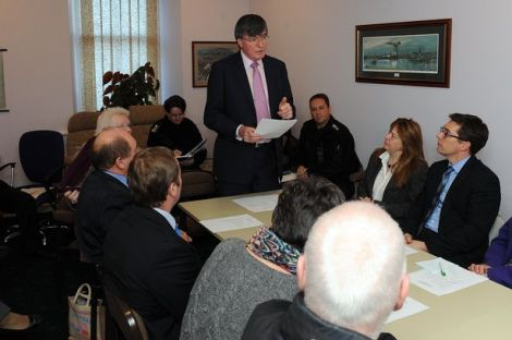 Donohoe's big important summit