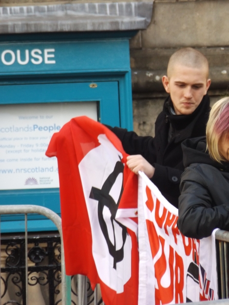 Dean Howden, neo-Nazi