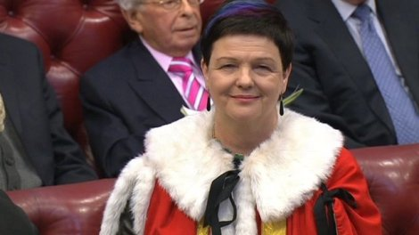 Baroness Neville-Rolf, saviour of the Barras