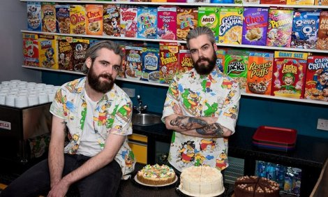 London's hipster cereal magnates