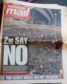 The Sunday Mail on Sunday 16 February 2003